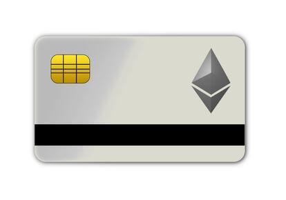 Ethereum - Kreditkarte