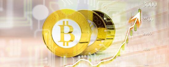 Bitcoin Kurs erreicht die 3000$ Marke