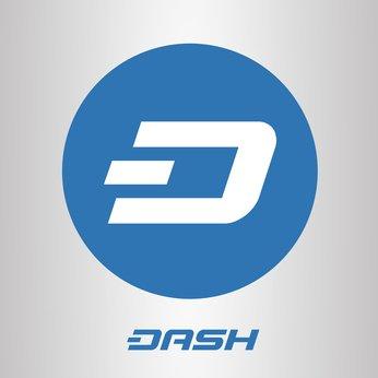Dash Kryptowährung Logo