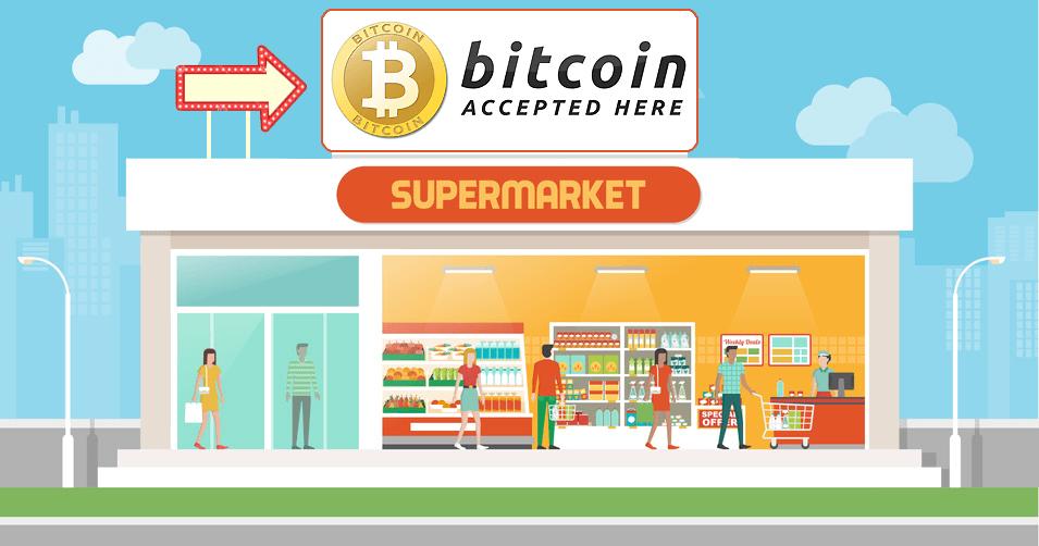 Bitcoin wird auch schon von den Banken und Geschäften ernst genommen