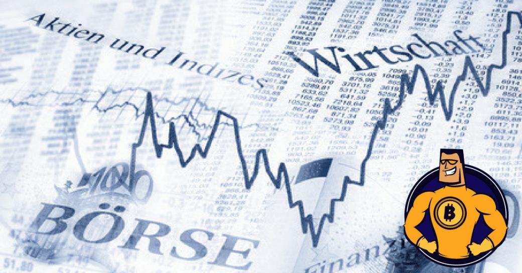 Kryptowährungen volatil