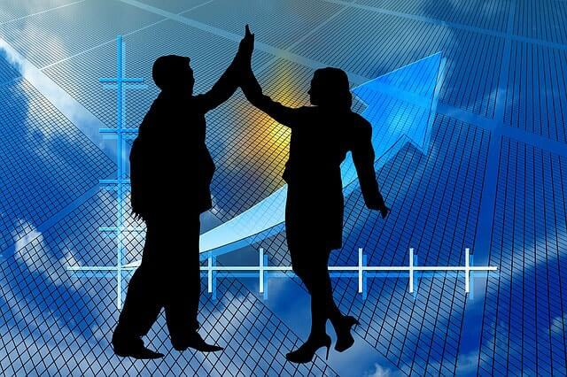 Börsen-Handel mit ETH