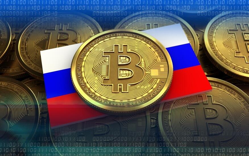 CryptoRuble Bitcoin
