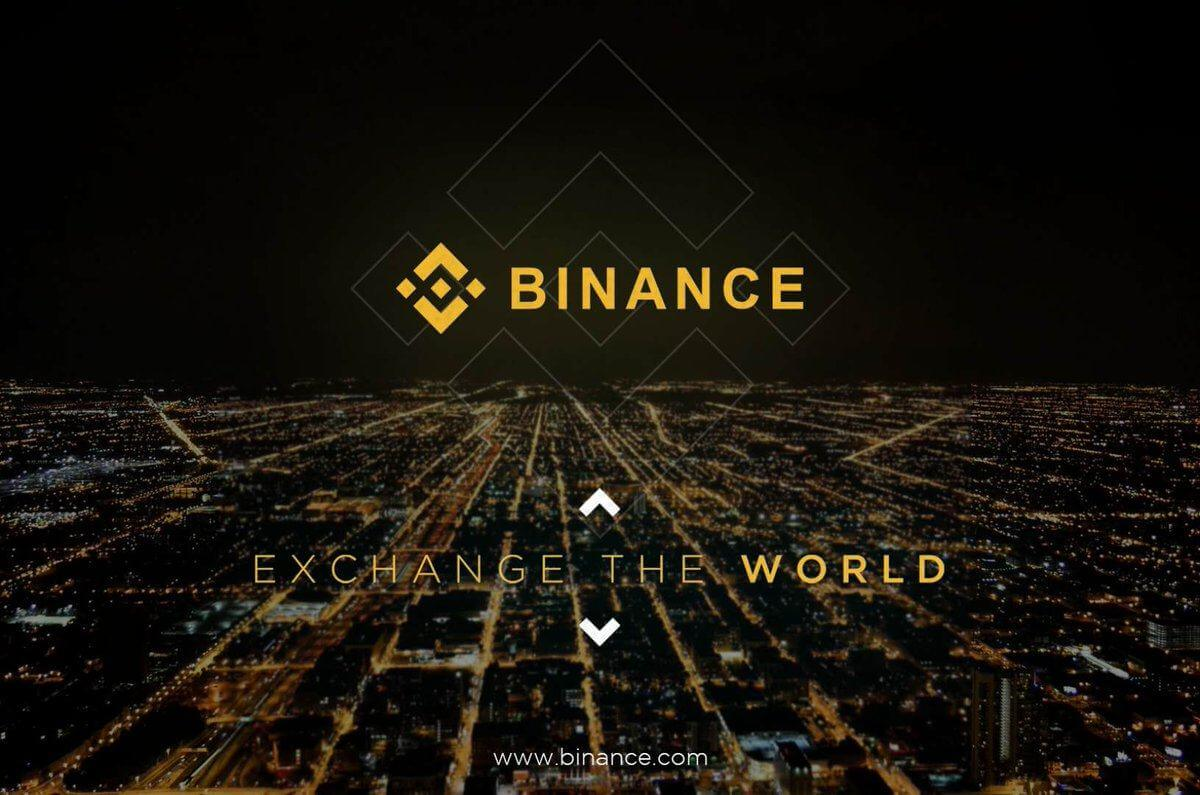 Binance-Krypto-Börse