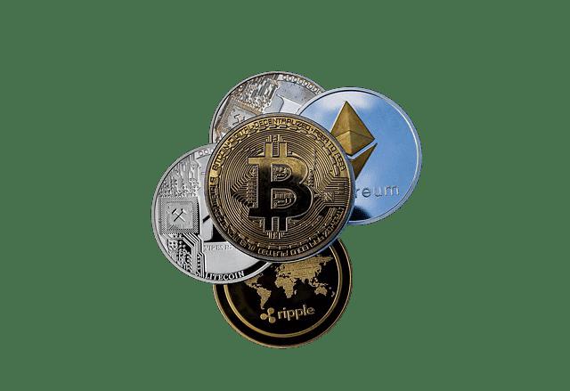 Bitcoin, Ethereum, Litecoin, Ripple und Ethereum Classic