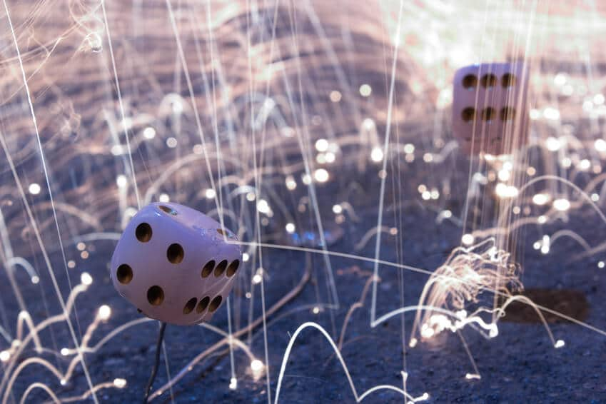 Bitcoin Glücksspiel