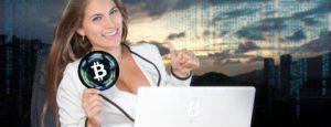 Bitcoin Plattform Coinbase