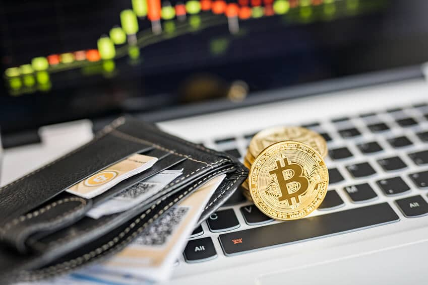 Bitcoin-Portfolio Bitcoin