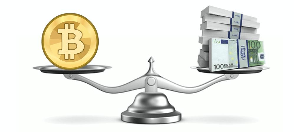 Bitcoin Rechner
