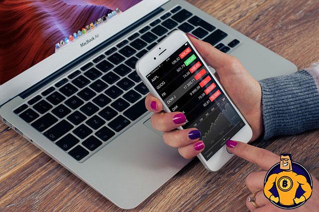 Bitcoin Trader App