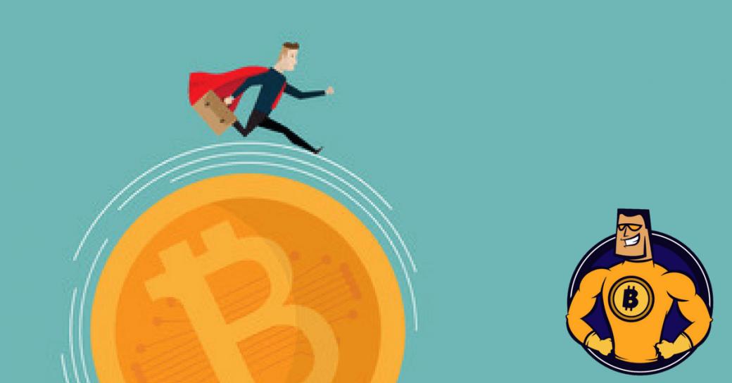 Bitcoin fällt