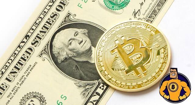 BTC in Geld tauschen