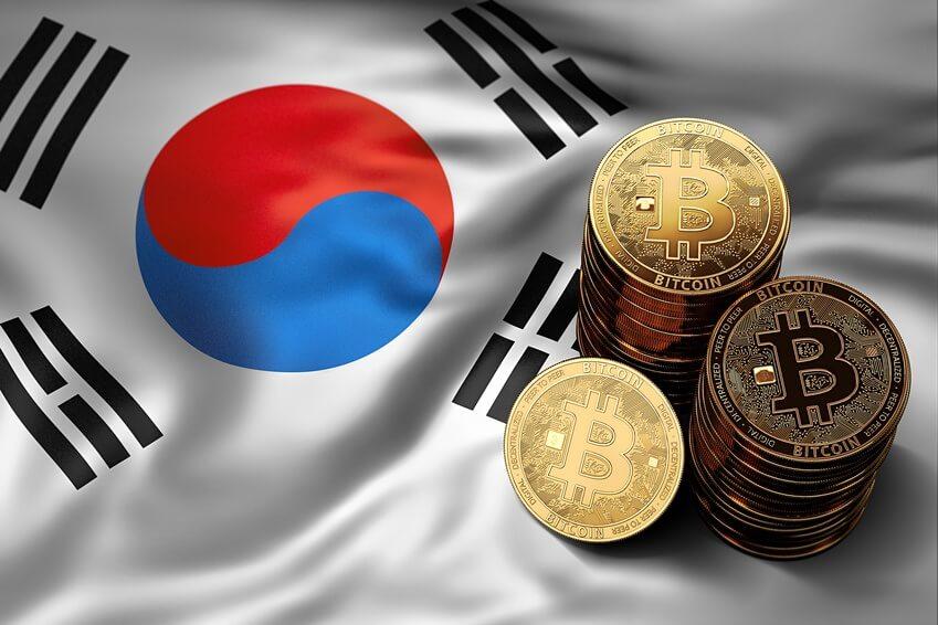 Bitcoin in Südkorea