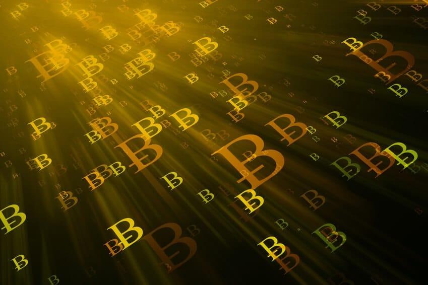 Geldtransfers via Bitcoin