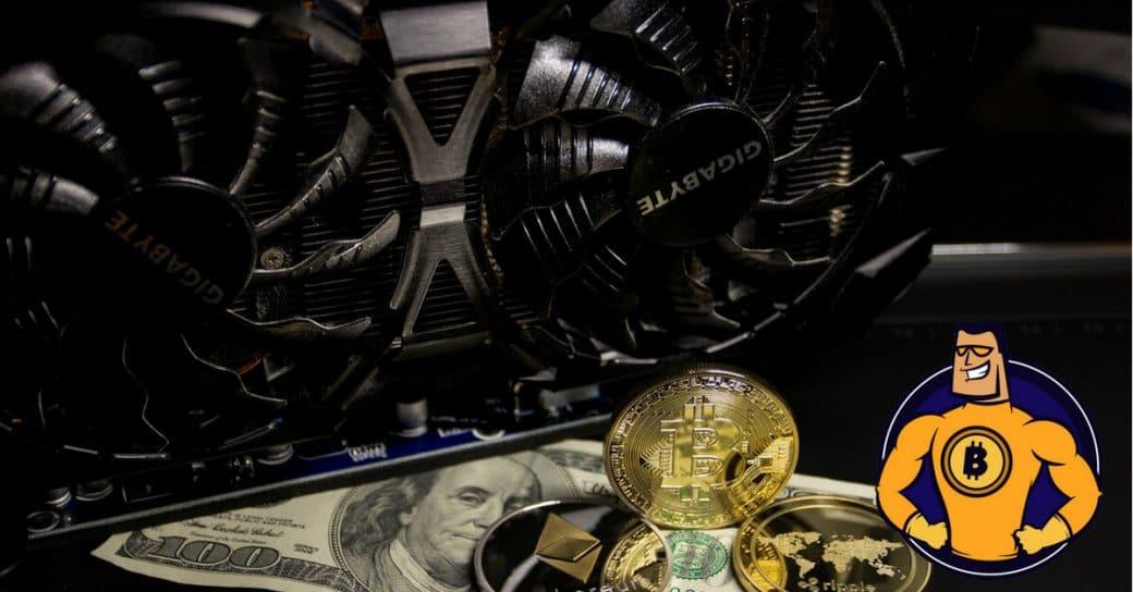 Bitcoins Wachstum