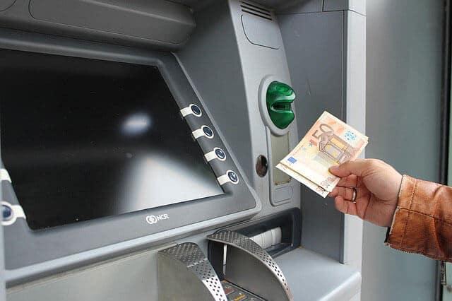 BTC an Bankautomaten kaufen
