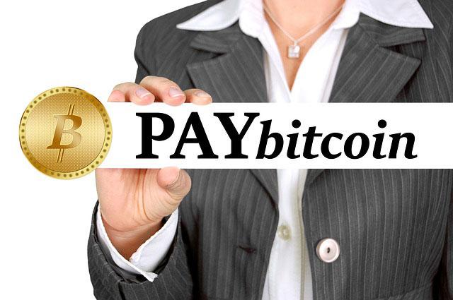 BTC bezahlen