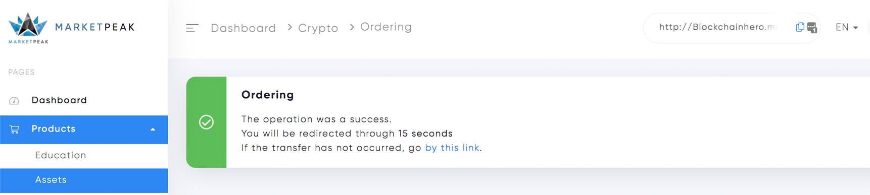 Bitphoenix-Ordering