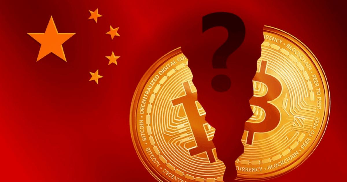 Gerüchte Bitcoin Verbot China