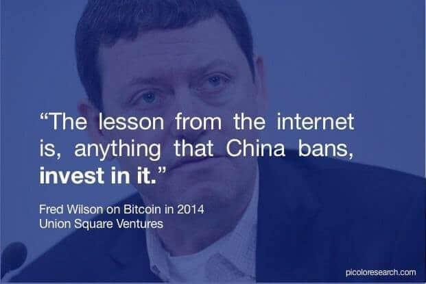 chinesische Regierung Bitcoin