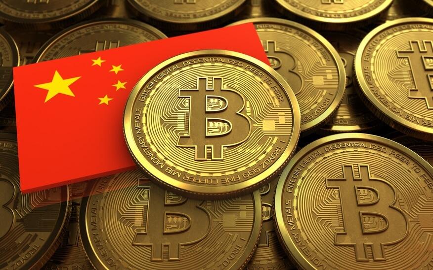 chinesische Kryptowährung Bitcoin