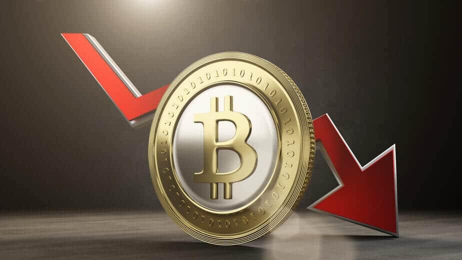 Finanzkrise und Bitcoin Crash