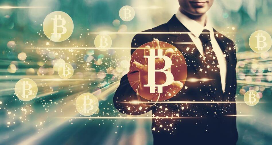 Bitcoin über Aktien
