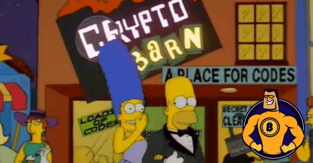Simpsons Bitcoin