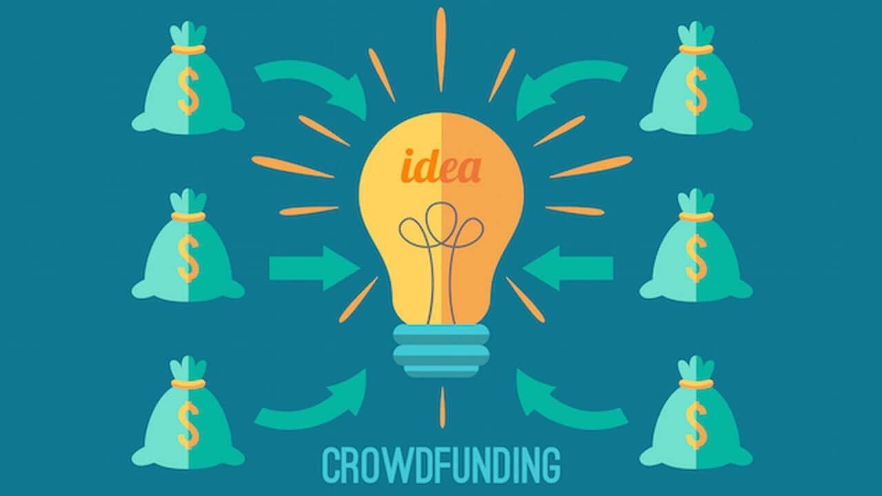 ICO Bitcoin Krypto Crowdfunding