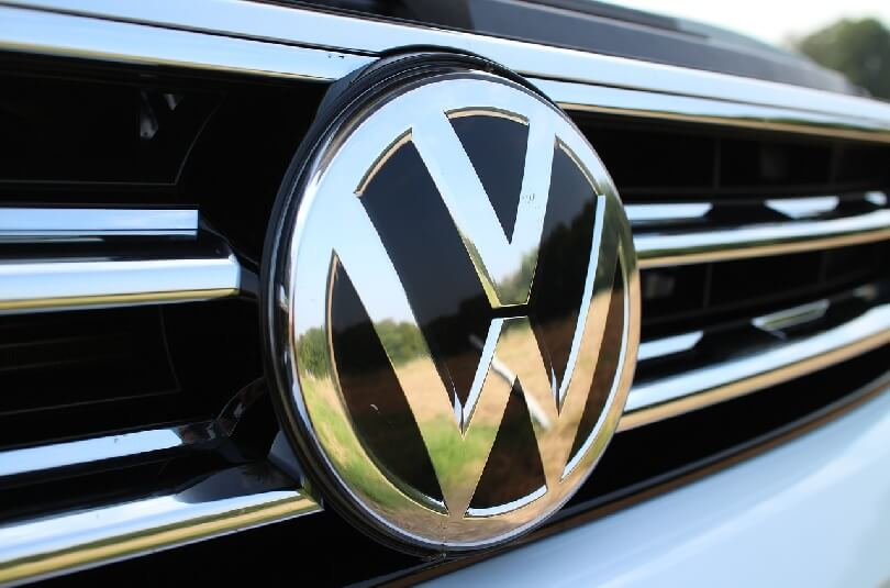 Volkswagen und IOTA