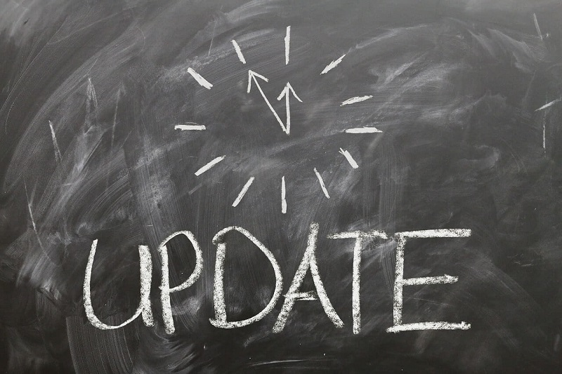 Welche Updates gibt es für die IOTA Wallet ?