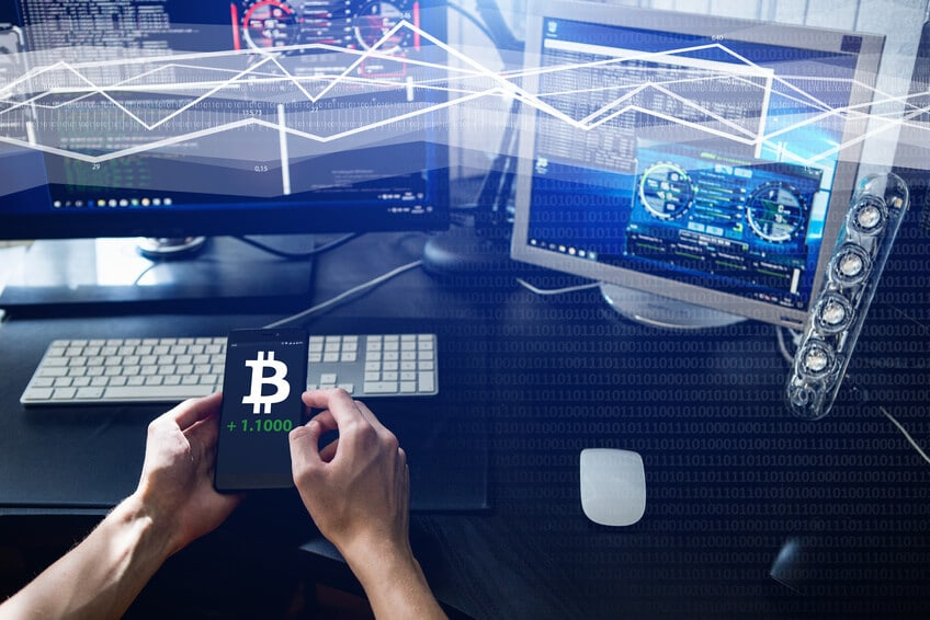 Bitcoin Investition