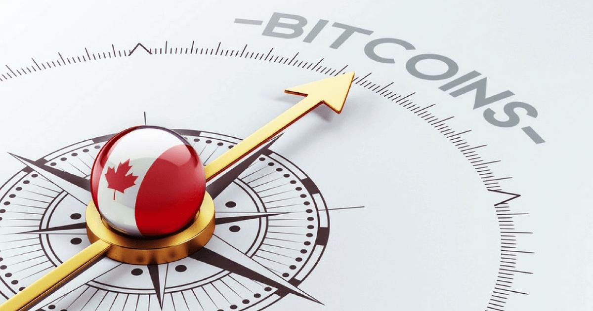 Kanada Bitcoin Bank