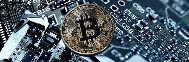Kryptowährung-Bitcoin-Kurs