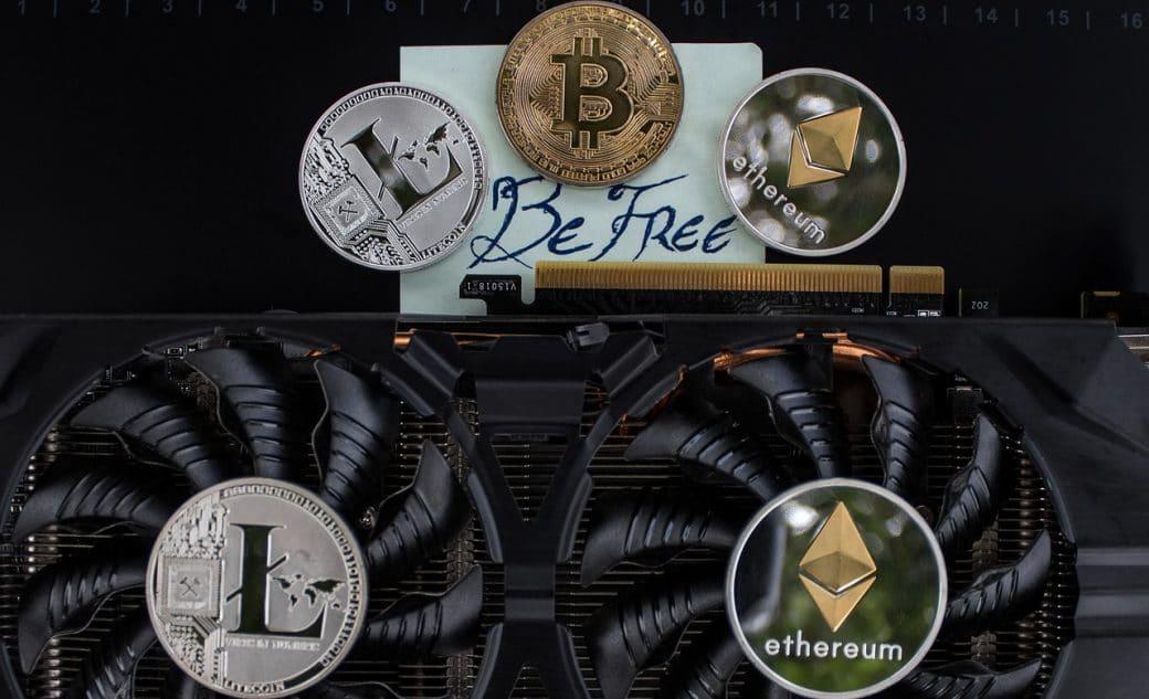 Kryptowährungen minen 2018