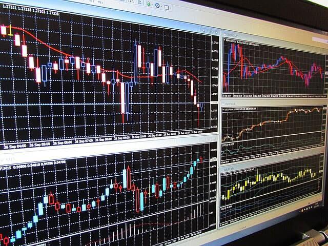 Cryptowährungs-Charts