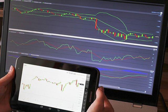 Cryptowährungs Charts