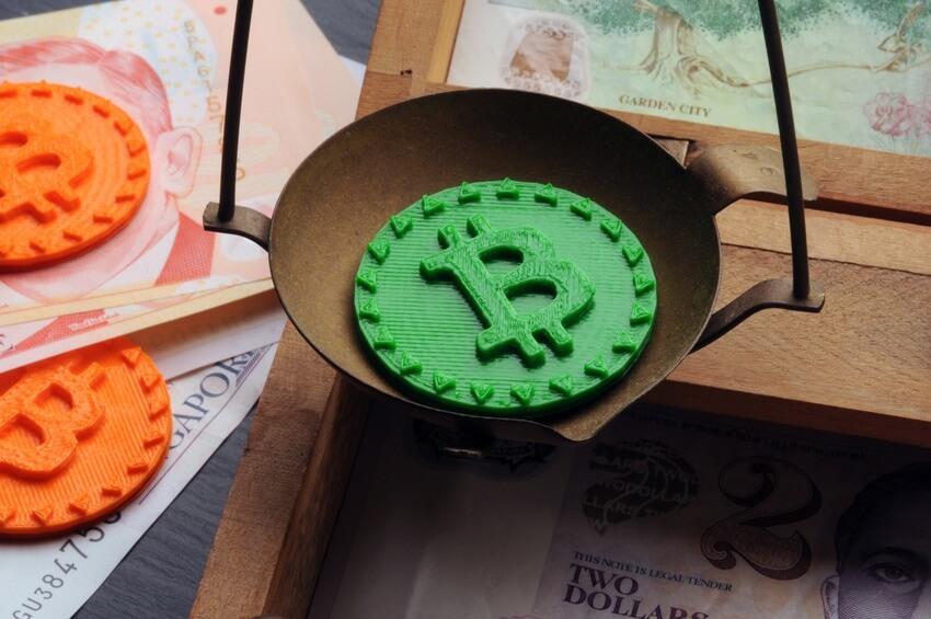 Bitcoin Singapur