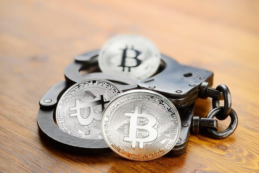 Verkauf von Bitcoin