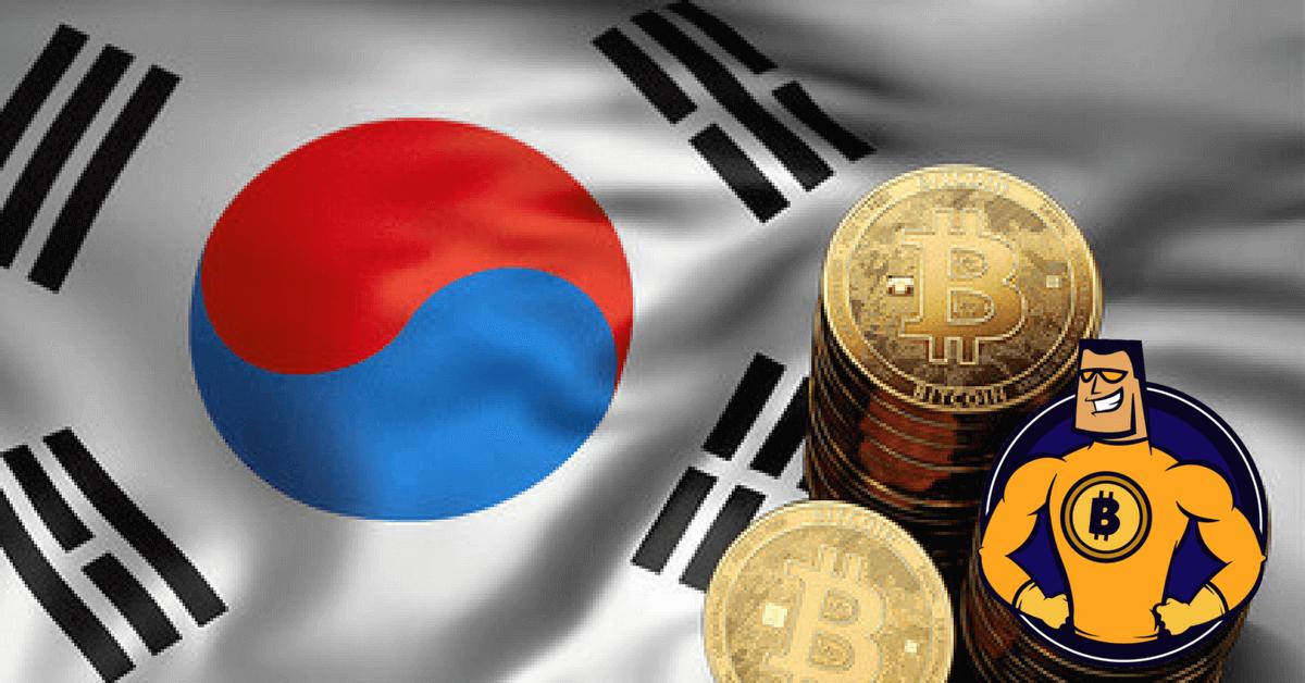 Kryptowährungen in Südkorea