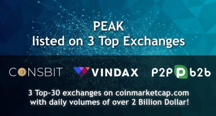 3 Top Exchanges