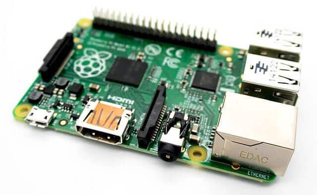 Raspberry Pi ETH-Mining