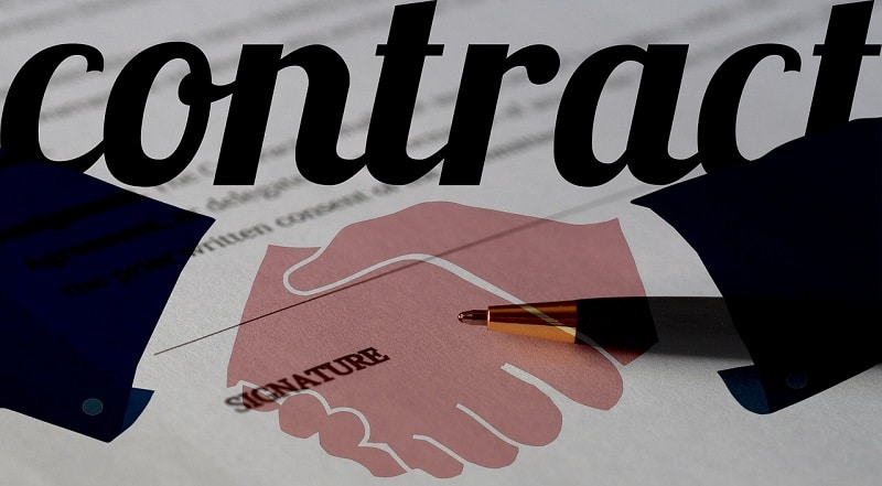Sind die digitalen Verträge legal oder illegal ?