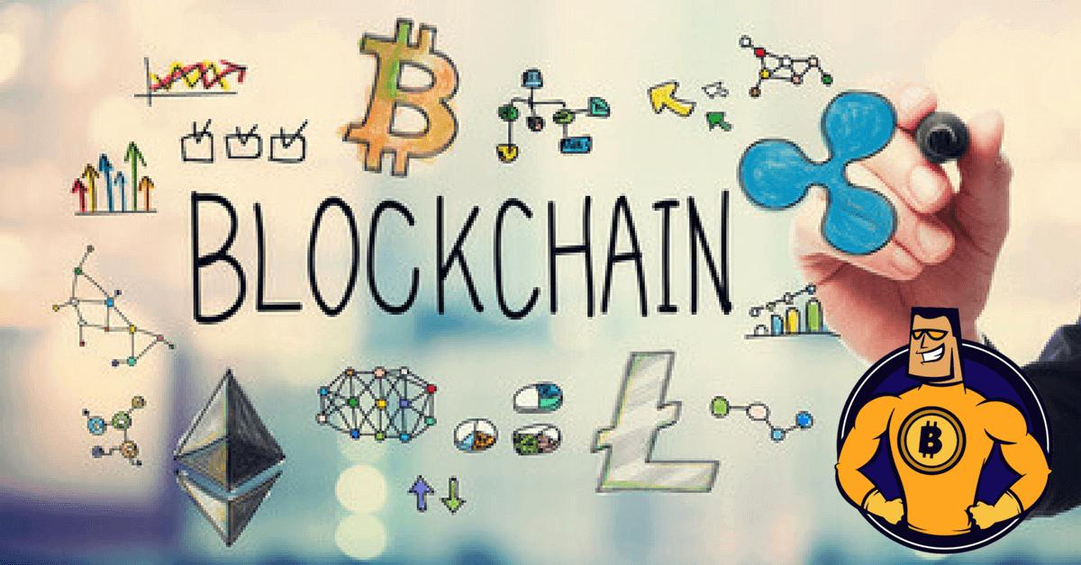 Starbucks und Blockchain