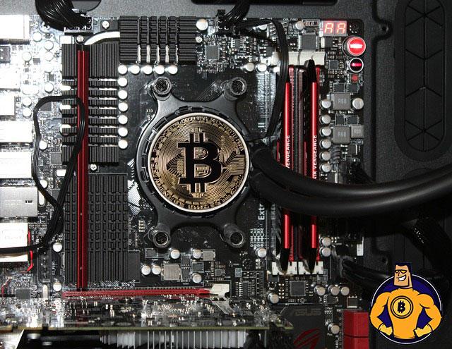 Bitcoin Miningrate