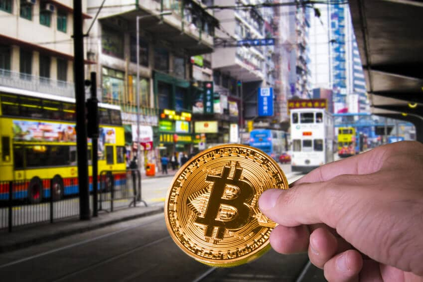 Bitcoins in China