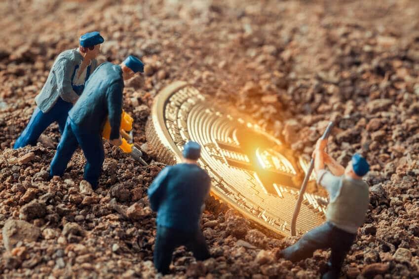 Regulierung von Bitcoin Mining