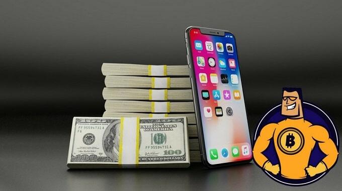 Wallet App iOS