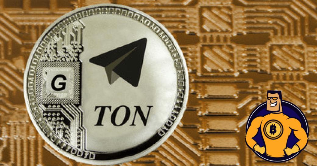 Teilnahme am Telegram ICO