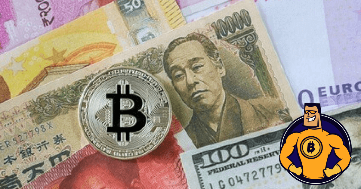 chinesische Bitcoin Käufer